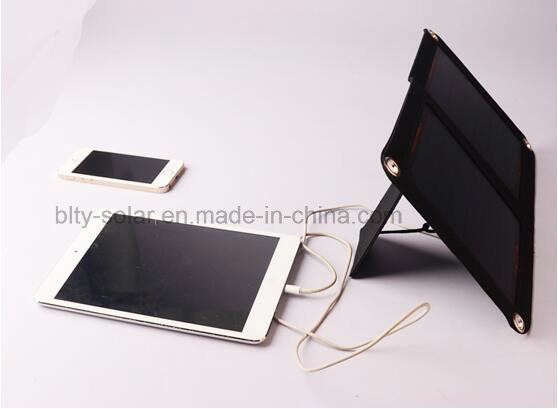 Portable Foldable Solar Panel Phone Charger