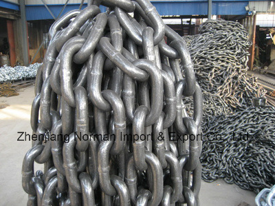 [Hot Item] Marine Anchor Chain, Mooring Chain, Offshore Mooring Chain