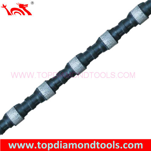 Diamond Wire Saw for Cutting Stone and Concrete pictures & photos