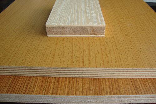 HPL Laminated Plywood/Melamine Plywood pictures & photos