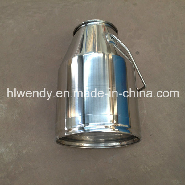 Milking Bucket for Mobile Milking Machine