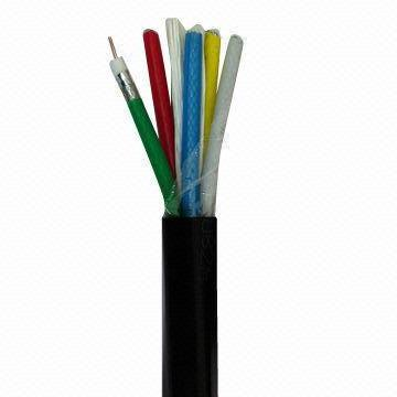 China 5-Bundled Multi-Core Coaxial Cable with High Quality - China 5 ...