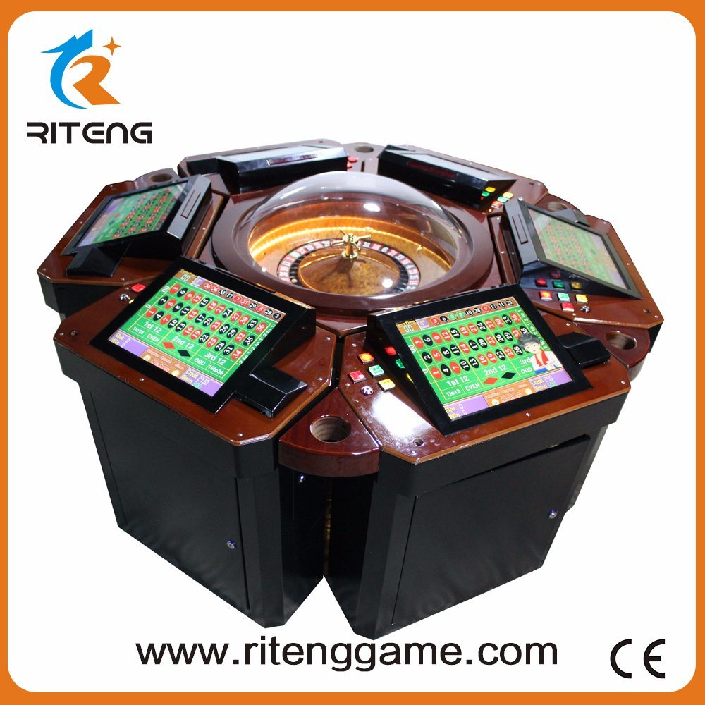 Video roulette machines for sale states that allow sports gambling