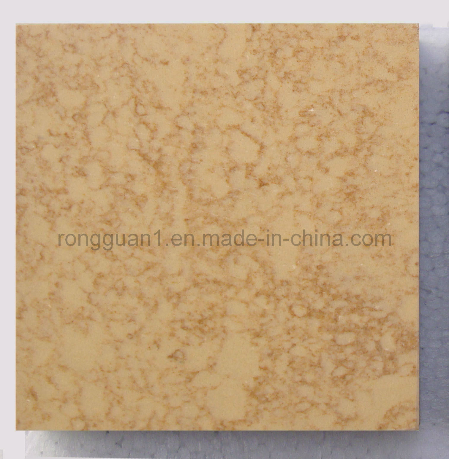 Stone Floor Tile & Wall Tile, Made of Artificial Quartz Stone