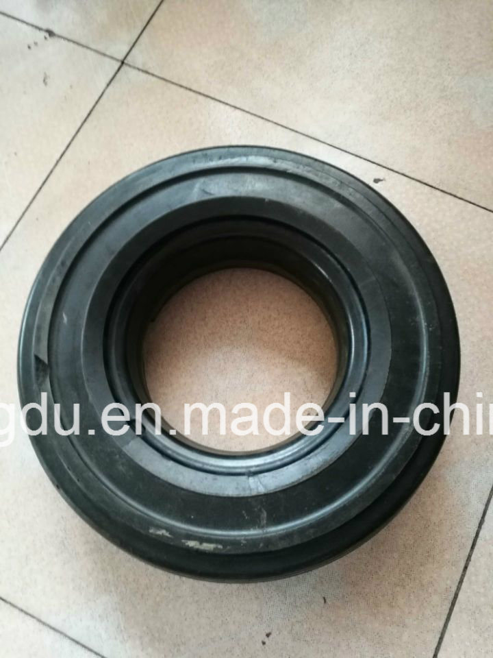 Diamond Pattern Solid Tyre Without Tube pictures & photos