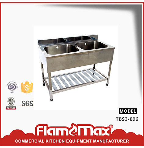 Cheap Kitchen Stainless Steel Sink Table Japanese Type (TBS2 096)
