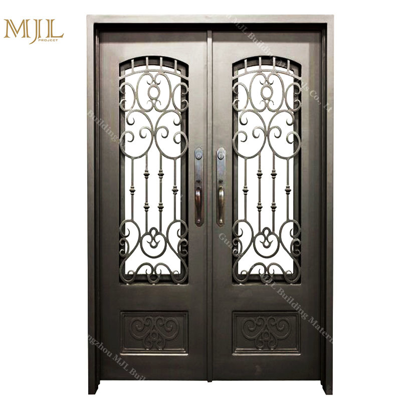 China Modern House Double Glazed Iron
