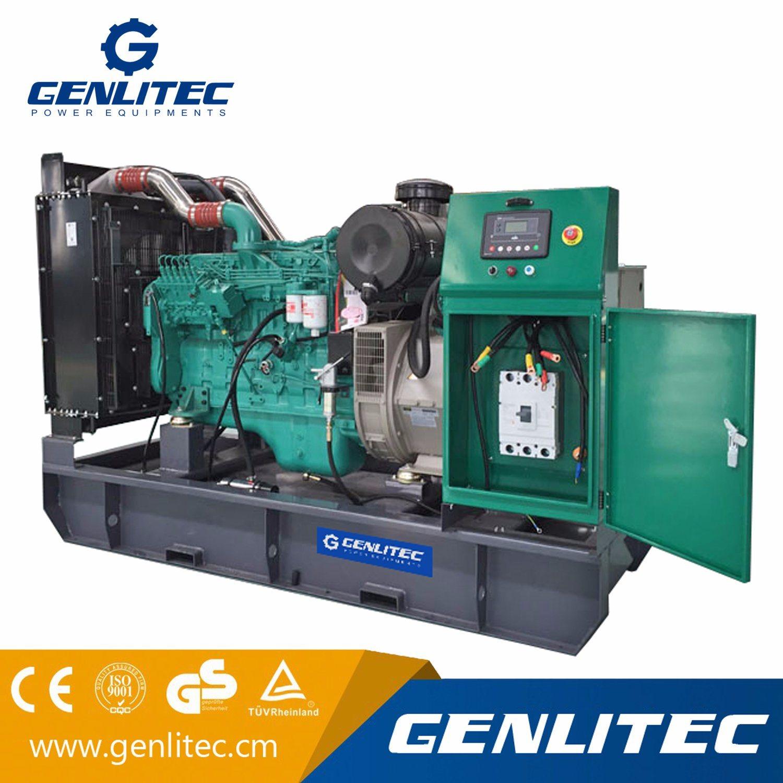 China Open Type Design Cummins Diesel Engine 300 kVA Generator - China  Generator, Diesel Generator