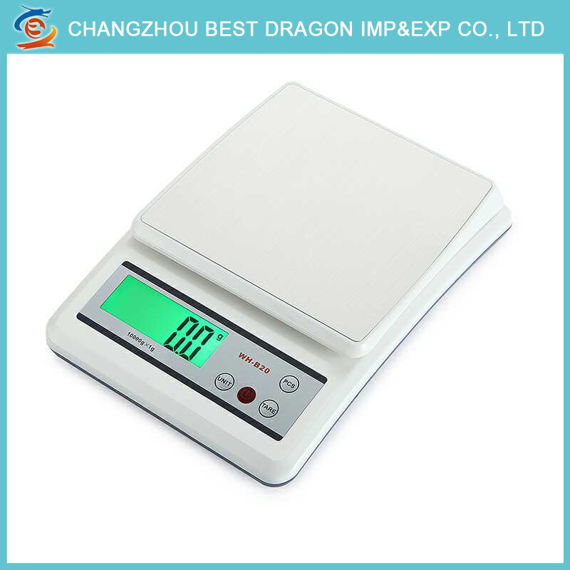 951a36e40031 [Hot Item] Ce RoHS Portable Electronic Food Digital Kitchen Weighing Scale  10kg / 1g, 1kg / 0.1g, 3kg / 0.1g
