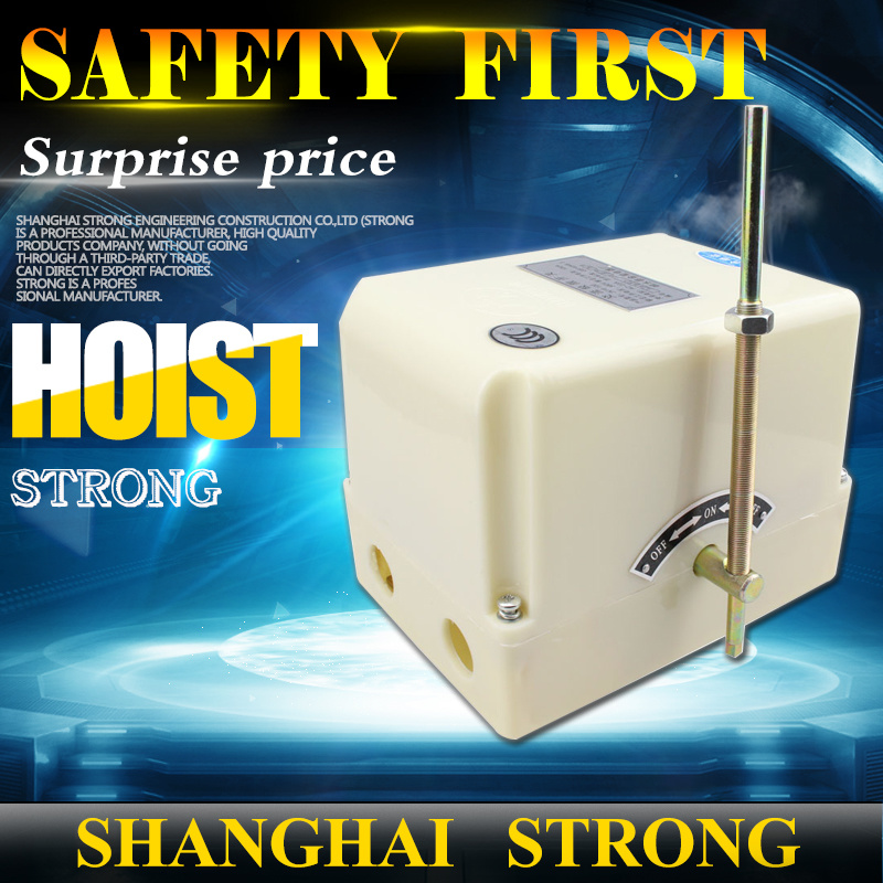 [Hot Item] Overload Limit Switch/Protector for Construction Tower Crane