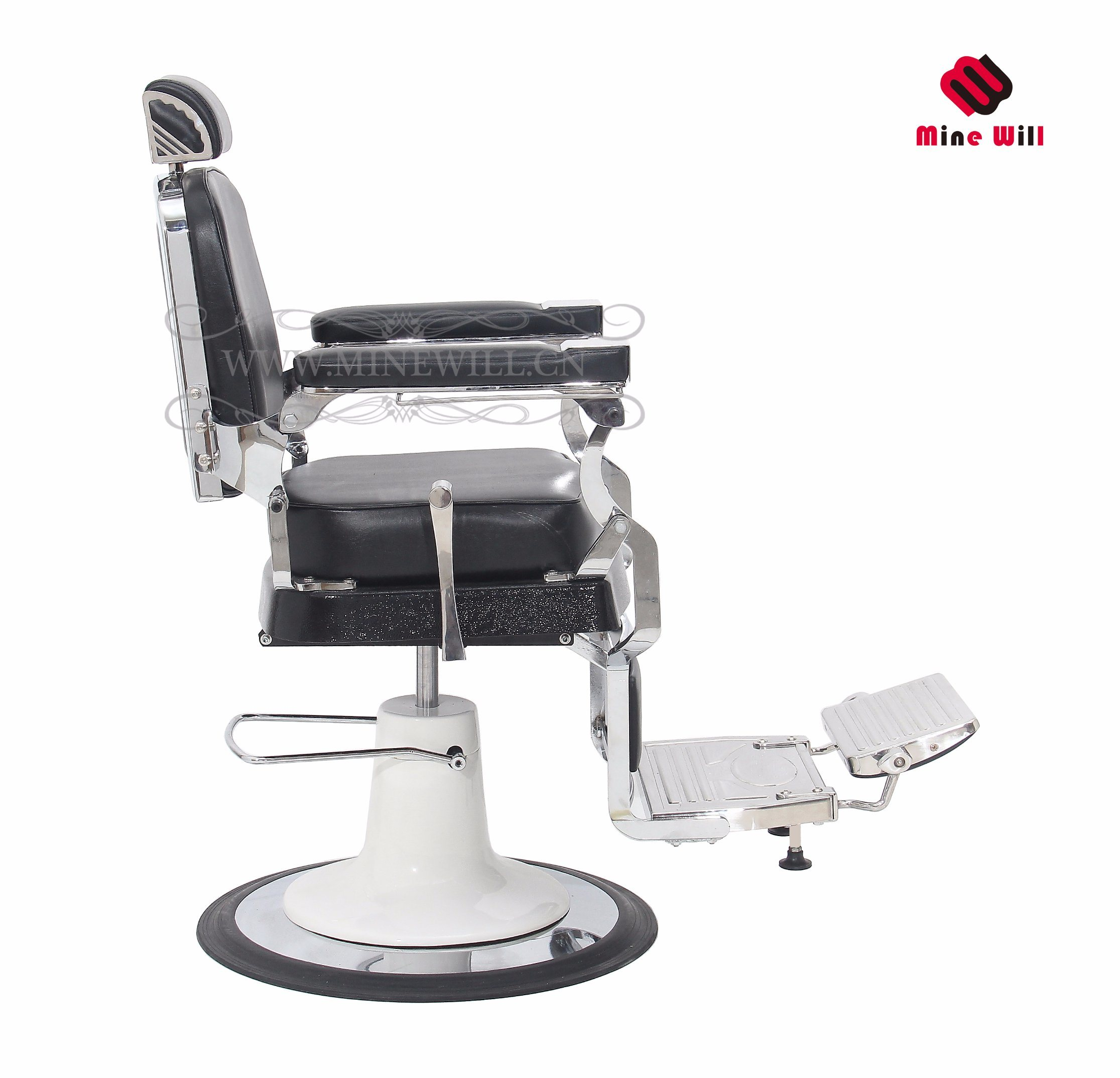 Barber Chair Cheap Price In Vintage Style Salon Chair