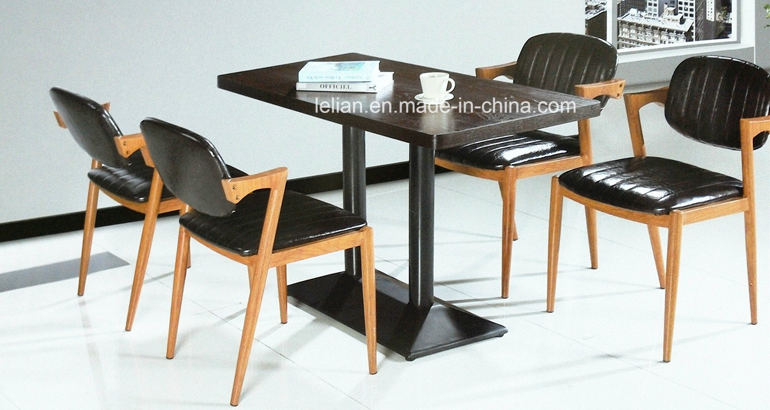 Hot Item Mdf Wooden Furniture Stackable Table And Chair Ll Wst010