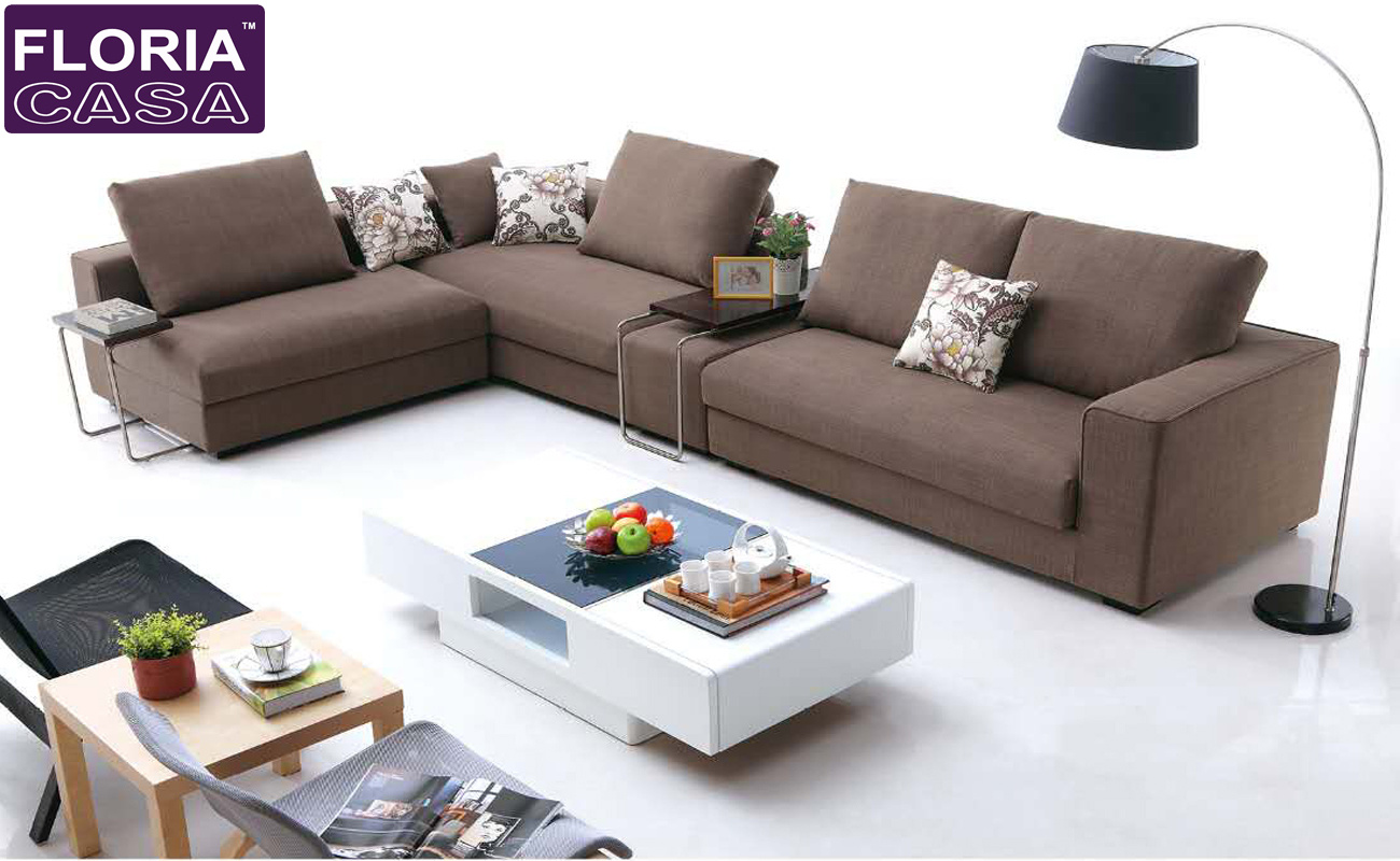 [Hot Item] Europe Style Simple Design Modern Living Room Sofa