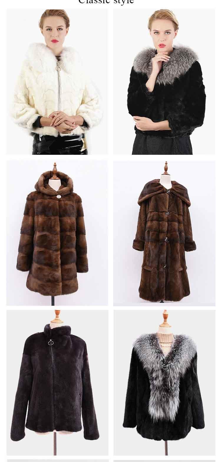 b0509b314be China 2019 Fashion New Real Mink Fur Coat for Men - China Real Mink ...