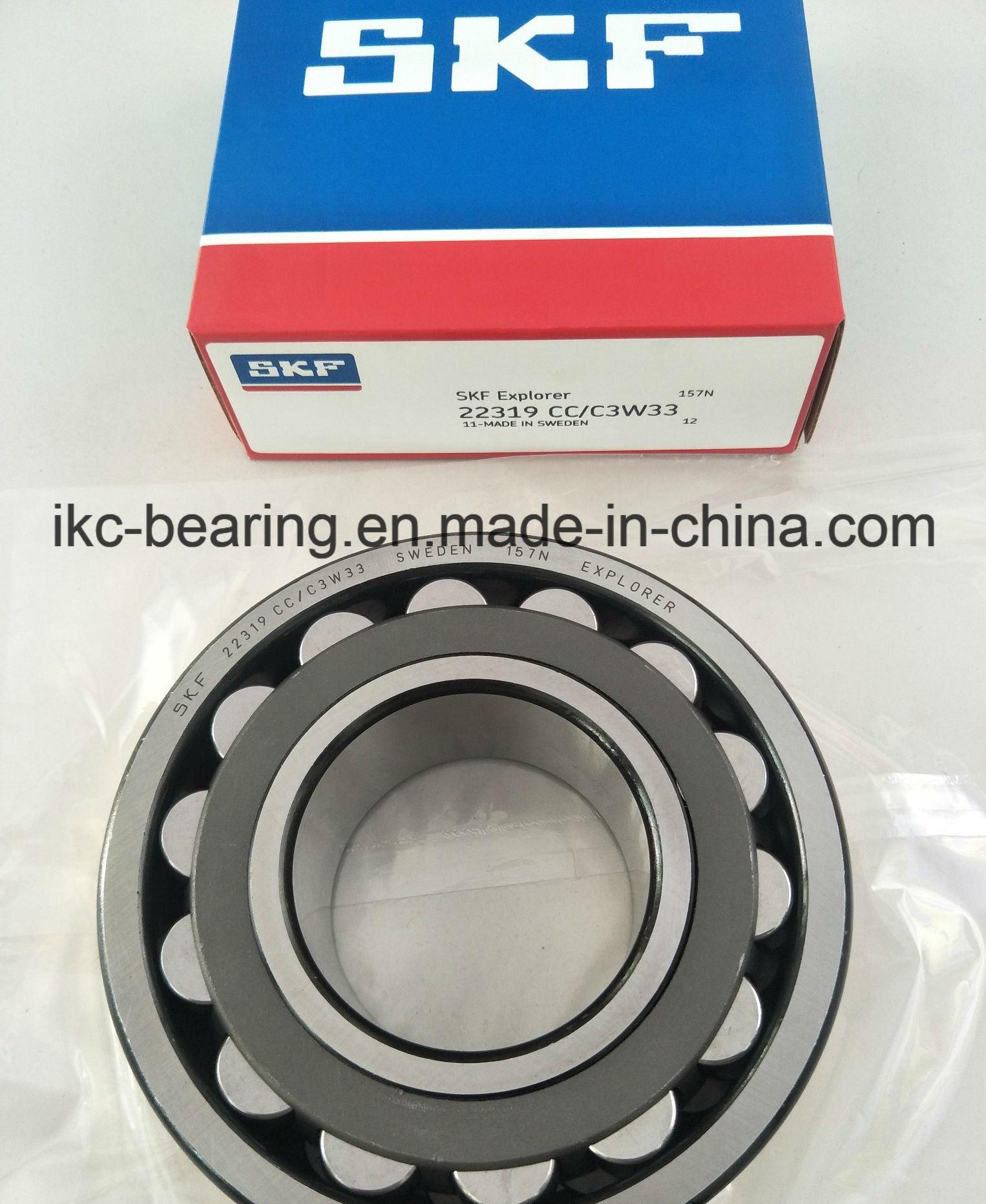 China SKF 22319cc/C3w33, 22319cc/W33/C3 Spherical Roller Bearings 22319ek,  22319ck, 22319K - China 22319cc/C3w33 Bearings 22320cc/C3w33 Bearings, ...
