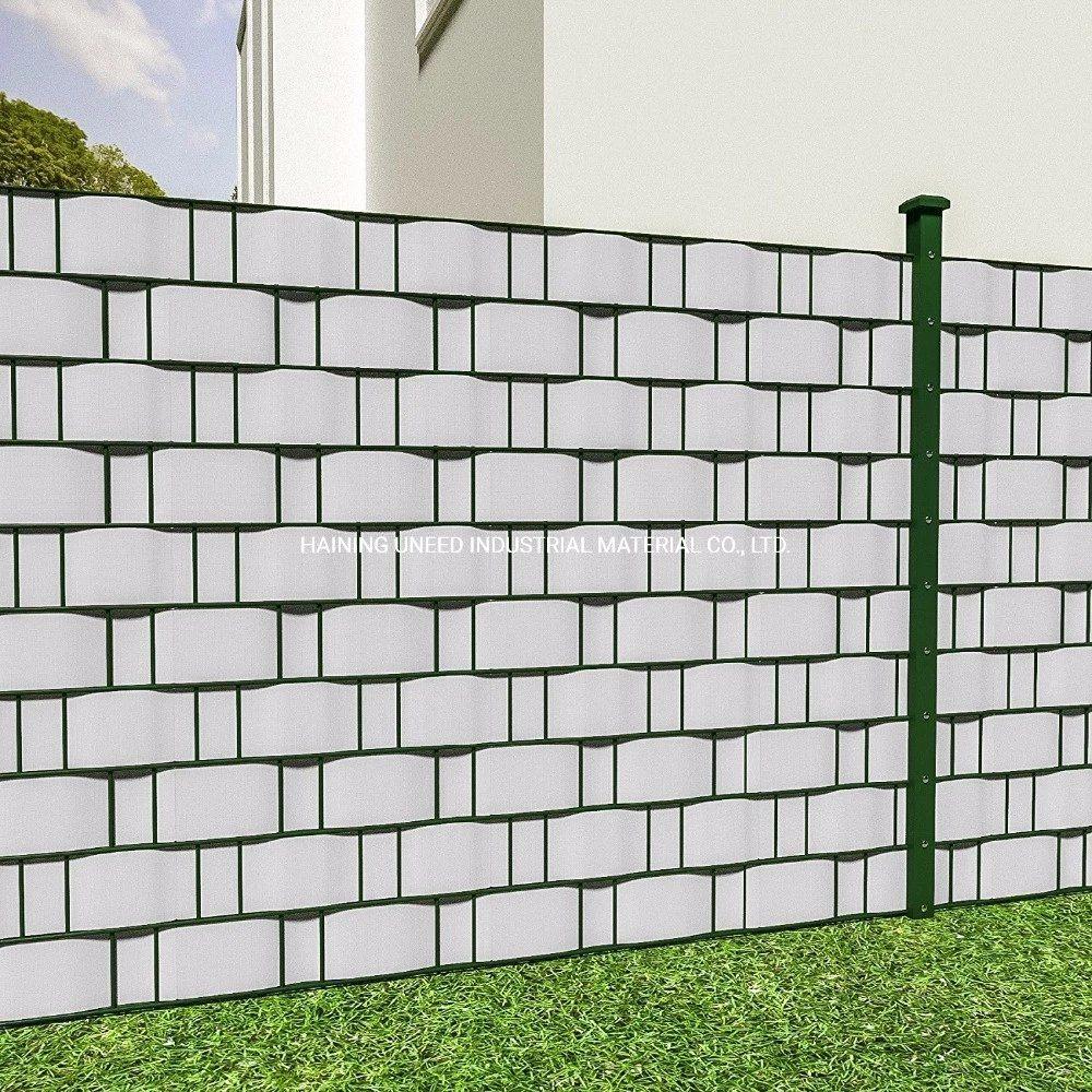 China 19cm 35m Pvc Sichtschutzstreifen Fence Pvc Strip Fence Pvc