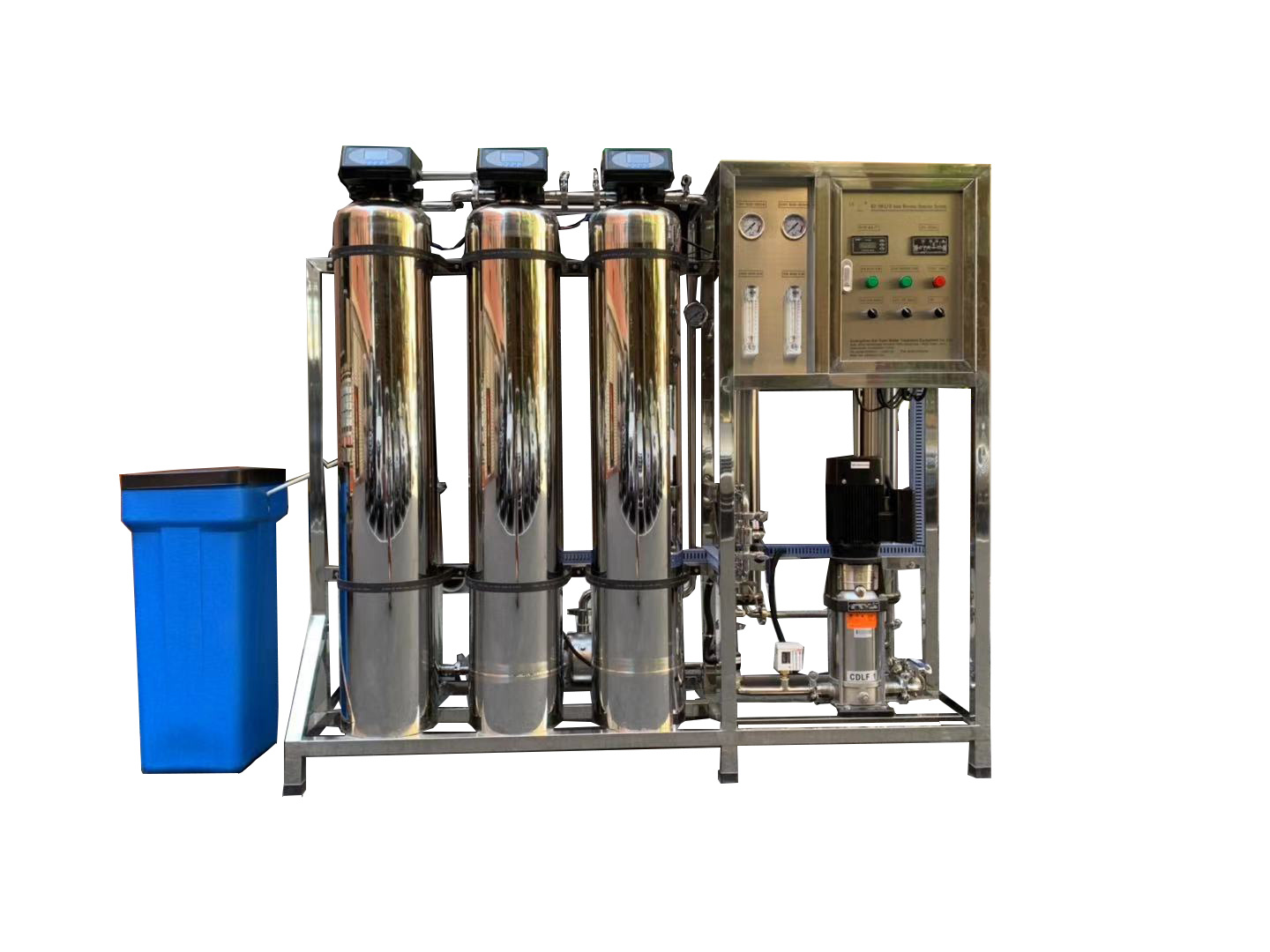 China Salt Water Treatment/Water Purifier System/Water Filter ...