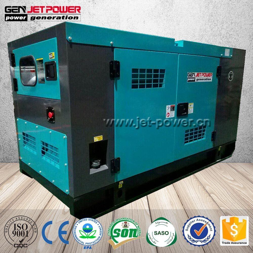 China Cummins Engine Diesel Power Generator Silent Type 25kVA 20 Kw Diesel  Generator Price - China Diesel Generator, Diesel Engine