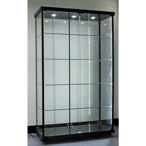 China Furniture Glass Display Showcase Glass Cabinet Glass