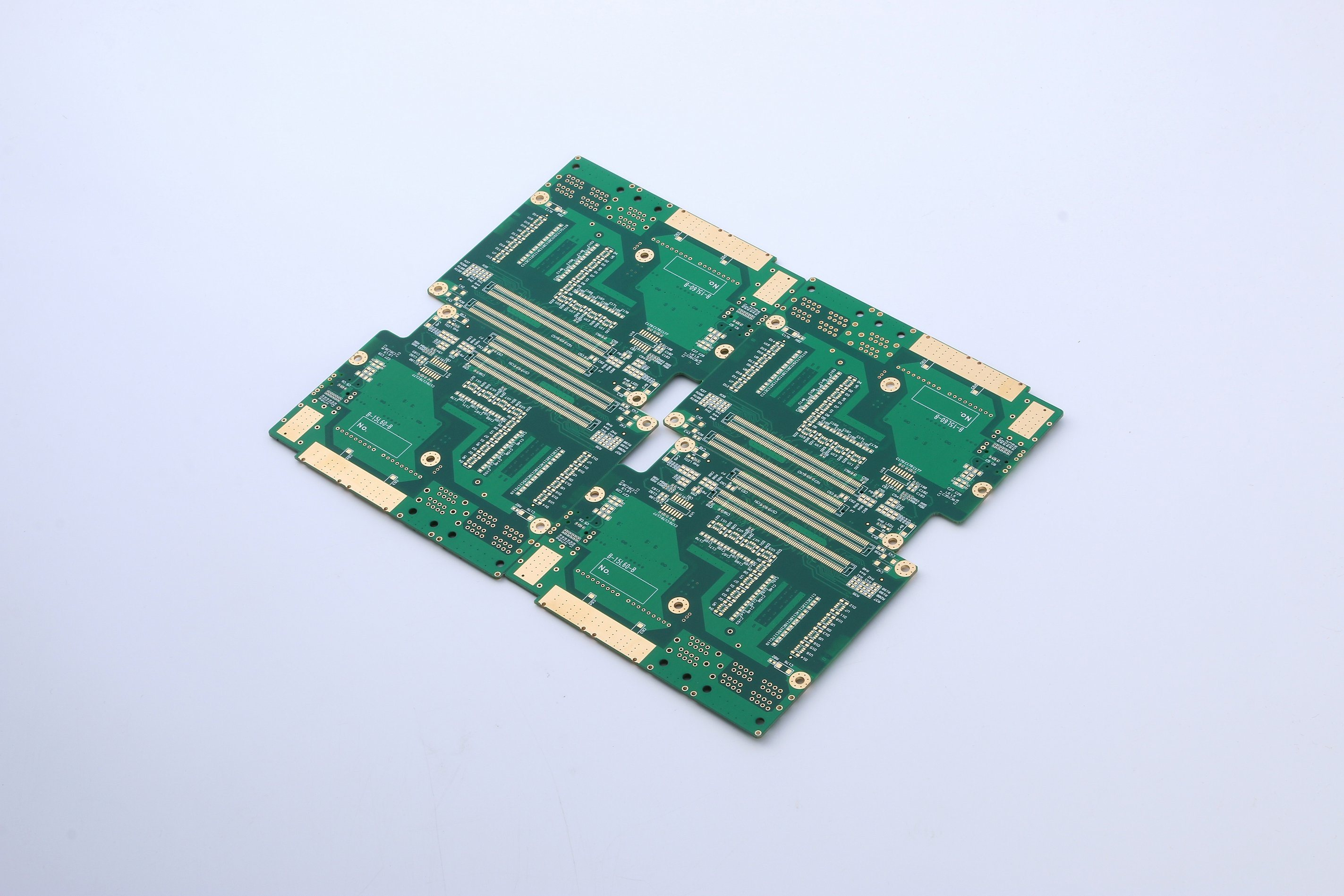 China Printed Circuit Board With Hot Air Solder Leveling Oldq 17 Printers