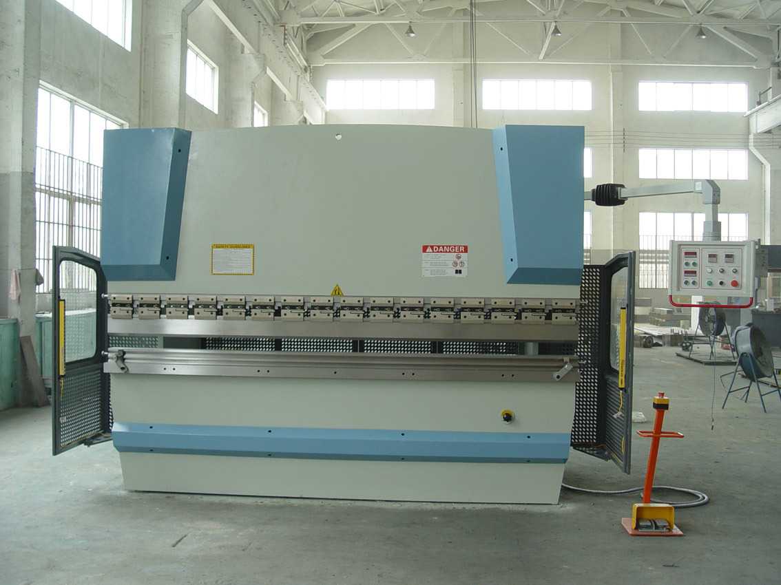 Hydraulic Bending Machine of Smac (PB-160X3200) pictures & photos