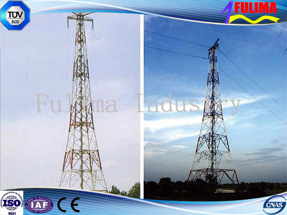 Customized Transmission Line Angle Steel Tower (FLM-ST-016)