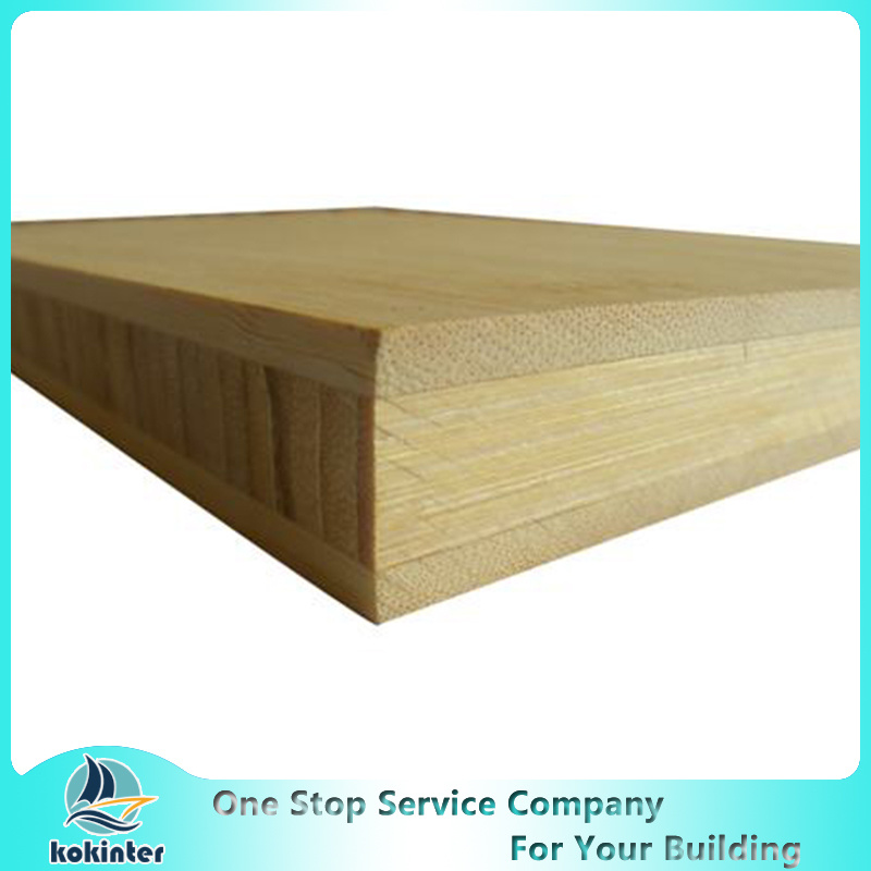 Natural Multilayer Pressure H Plate Bamboo Panel 3-500mm pictures & photos