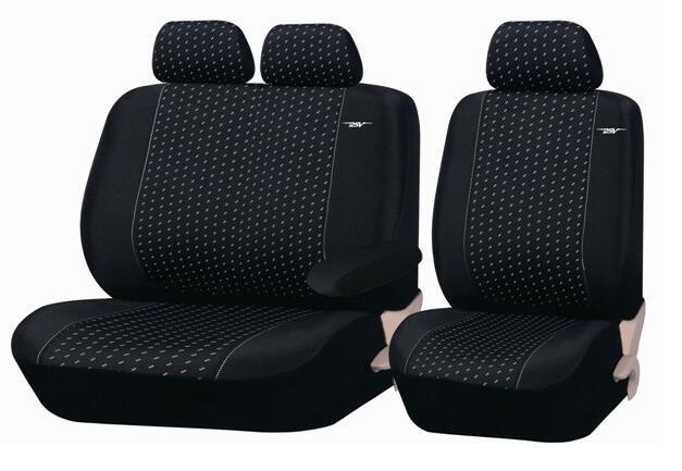 Novelty Velvet Car Seat Covers Design