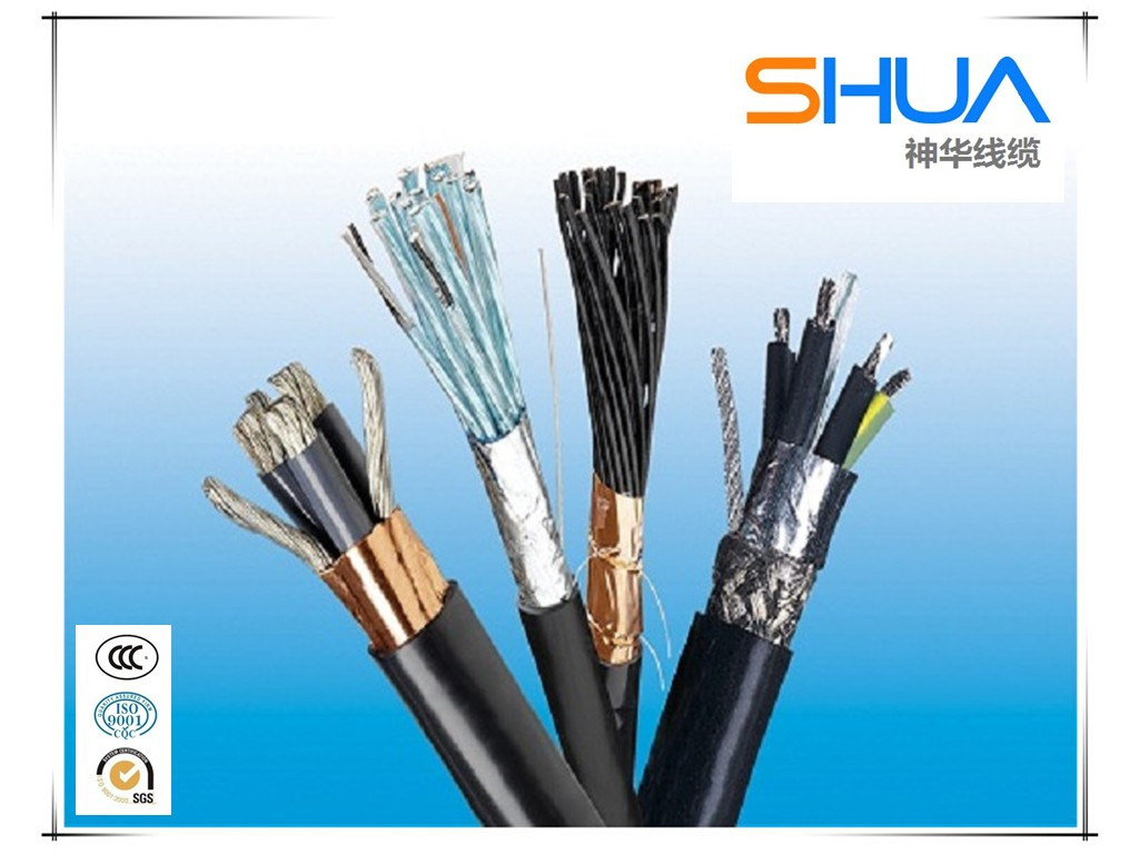 China Hot Sale, PVC/PVC, Non-Shielded Flexible Control Cable with ...
