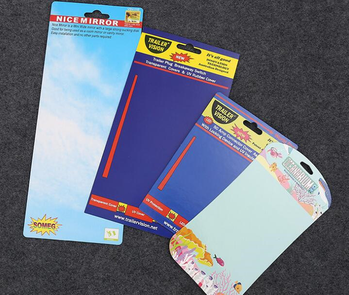 Custom Printing Paper Hang Cards