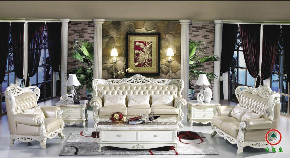Magnificent Hot Item 2015 New Arrival Top Quality Modern Leather Sofa Set Sf272 Dailytribune Chair Design For Home Dailytribuneorg