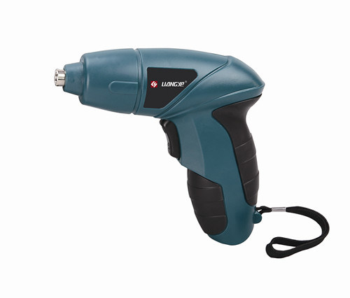 Mini Cordless Screwdriver with Ni-CD Battery (LY504N-1)