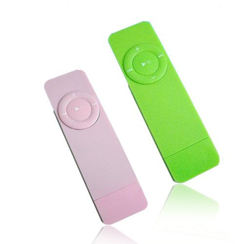 Colorful Protable Flash MP3 Player pictures & photos