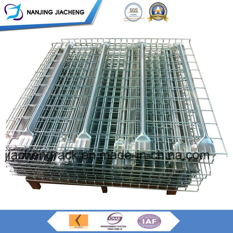 China Customized Welded Wire Mesh Decking for Box and Racking