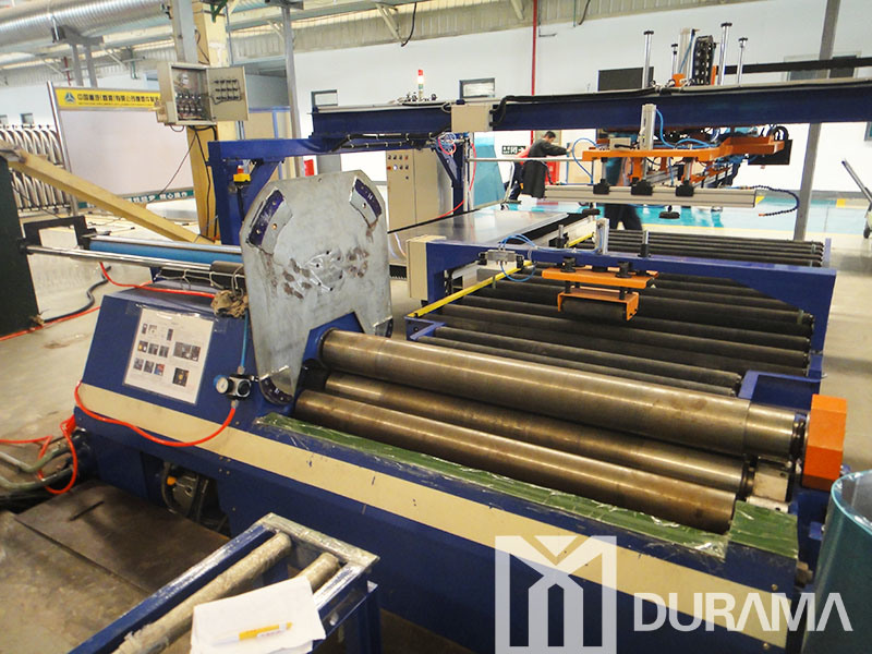 Drw12 Series 4 Roller Hydraulic Bending Machines pictures & photos