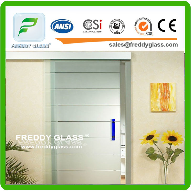 China Shower Glass Doorbathroom Glass Doortempered Glass Frosted