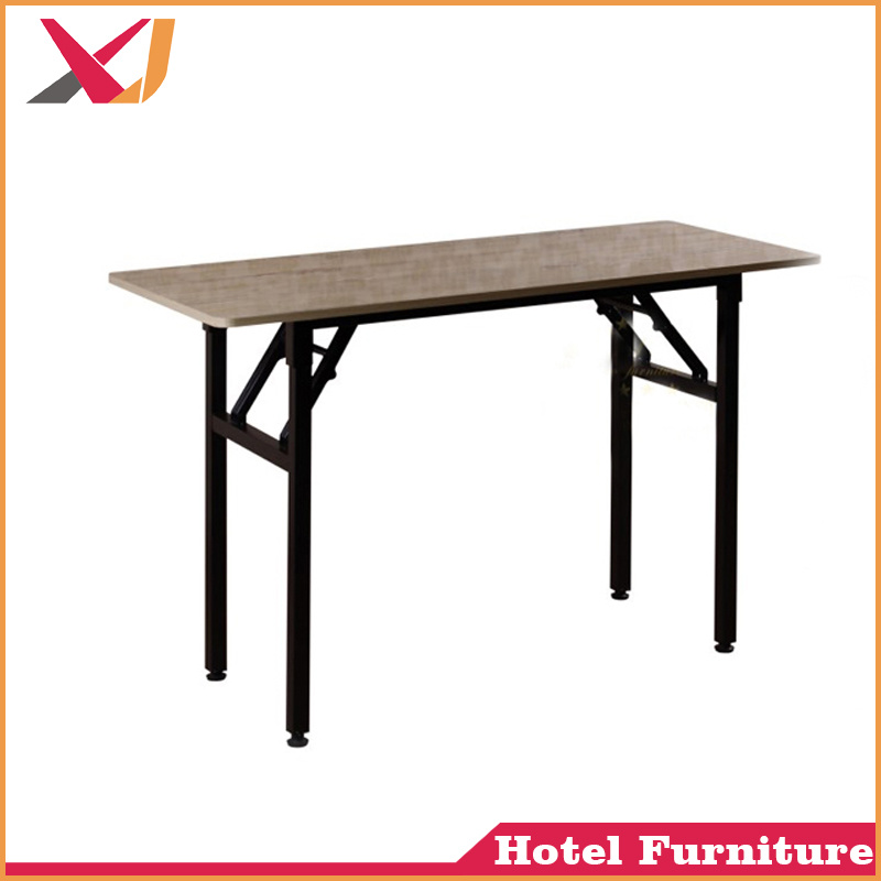 China Rectangle Folding Conference Table for MeetingSchoolOffice