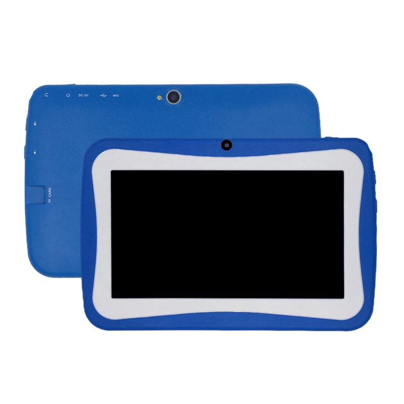 7 Inch Kids Tablet PC with Big Battery Android OS Multicolor Kids Gaming