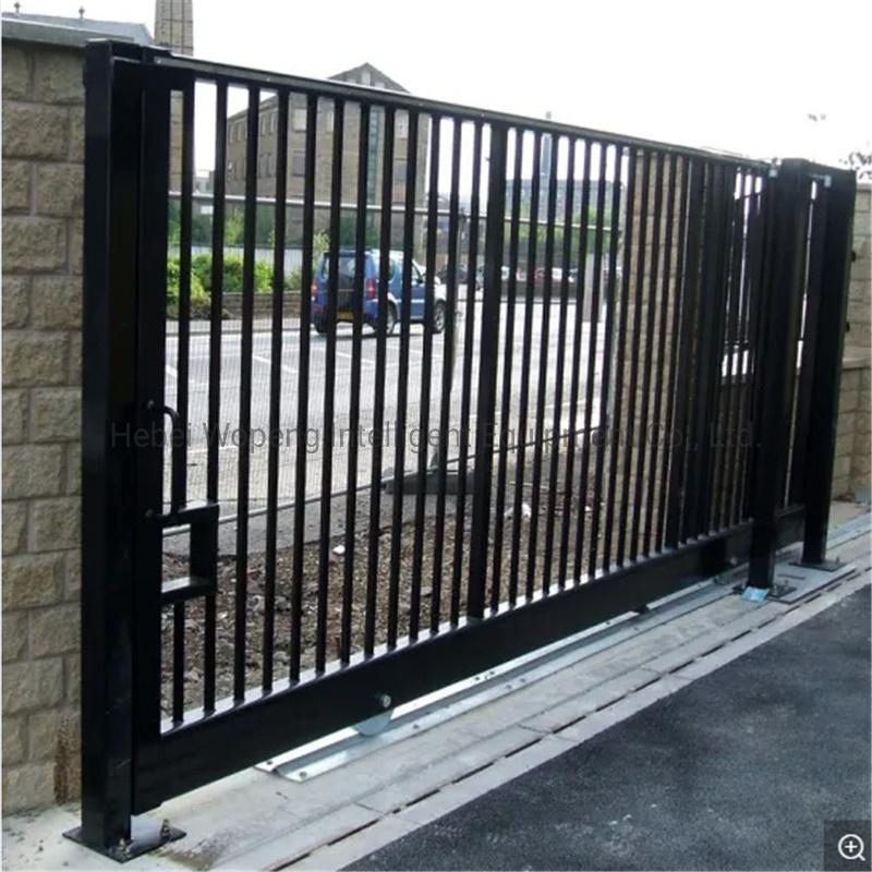 China Wrought Iron Gate Automatic
