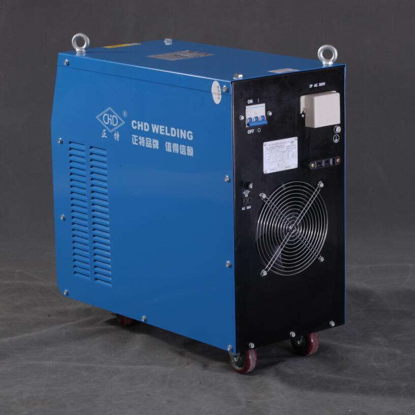 China IGBT inverter flux core MIG /stick welder with wire feeder 500 ...