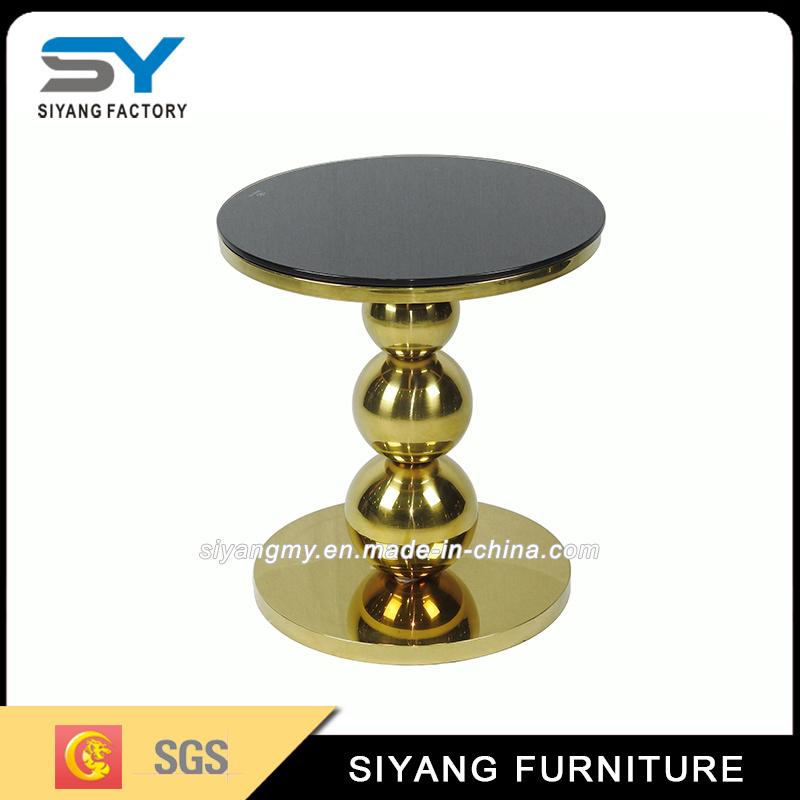 Cyprus Good Selling Baroque Furniture Side Table Tea Table