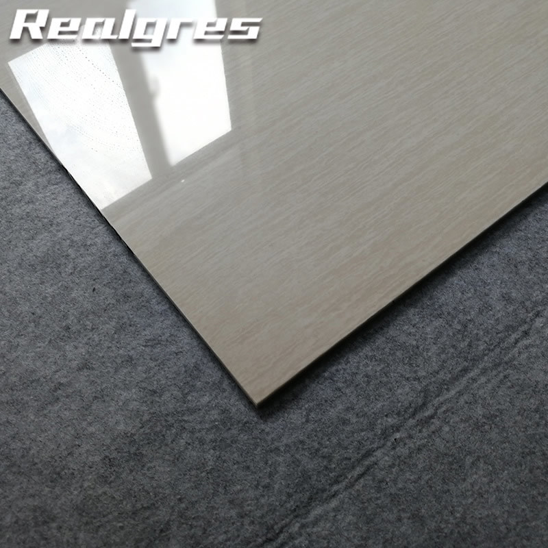 China R6e01 Home Decor Super 60x60 Vitrified Tiles Ivory Color Porcelain Polished Floor Tile Ceramic