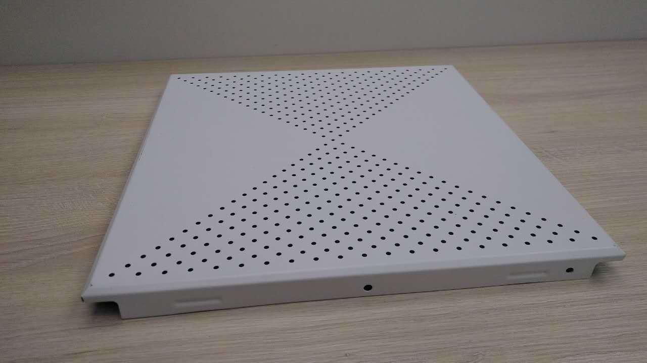China Supplier Powder Coating Moistureproof Aluminium Acoustical