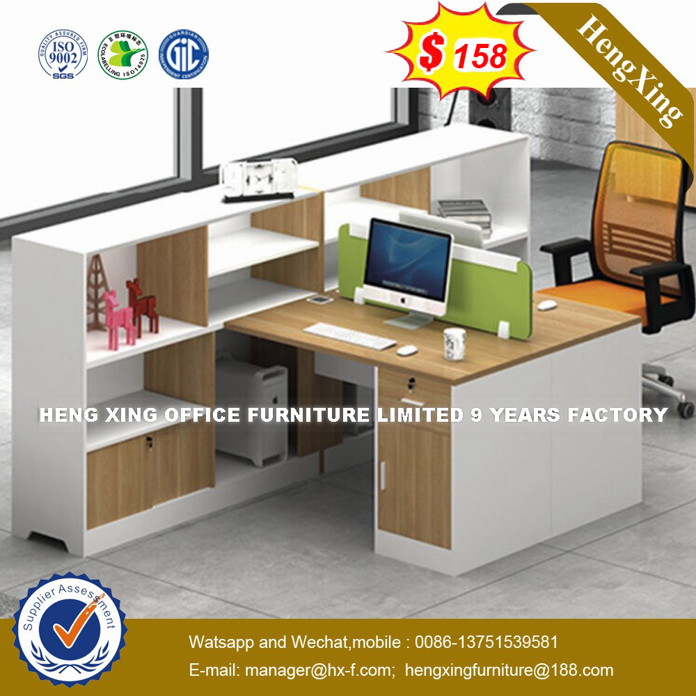 China Modern Design Furniture Melamine Executive Manager Table Office Workstation Hx 8n0556 Desk Computer
