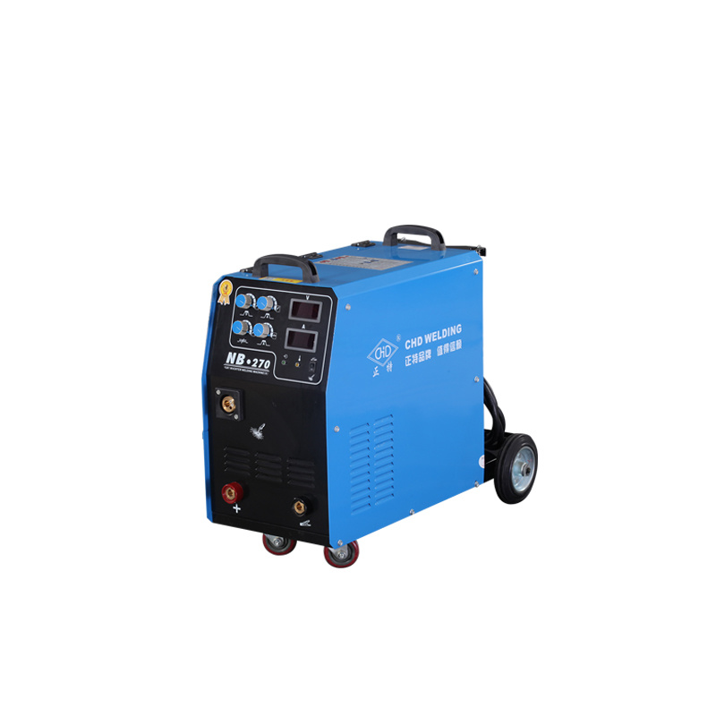 China all in one IGBT inverter MIG/MAG/CO2 welder with wire feeder ...