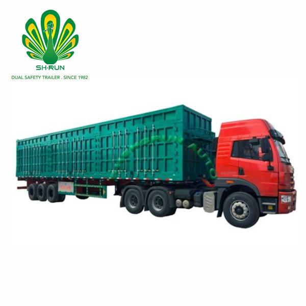 Truck Utility Box >> Hot Item Utility Box Semi Truck Trailer Van Truck Trailer