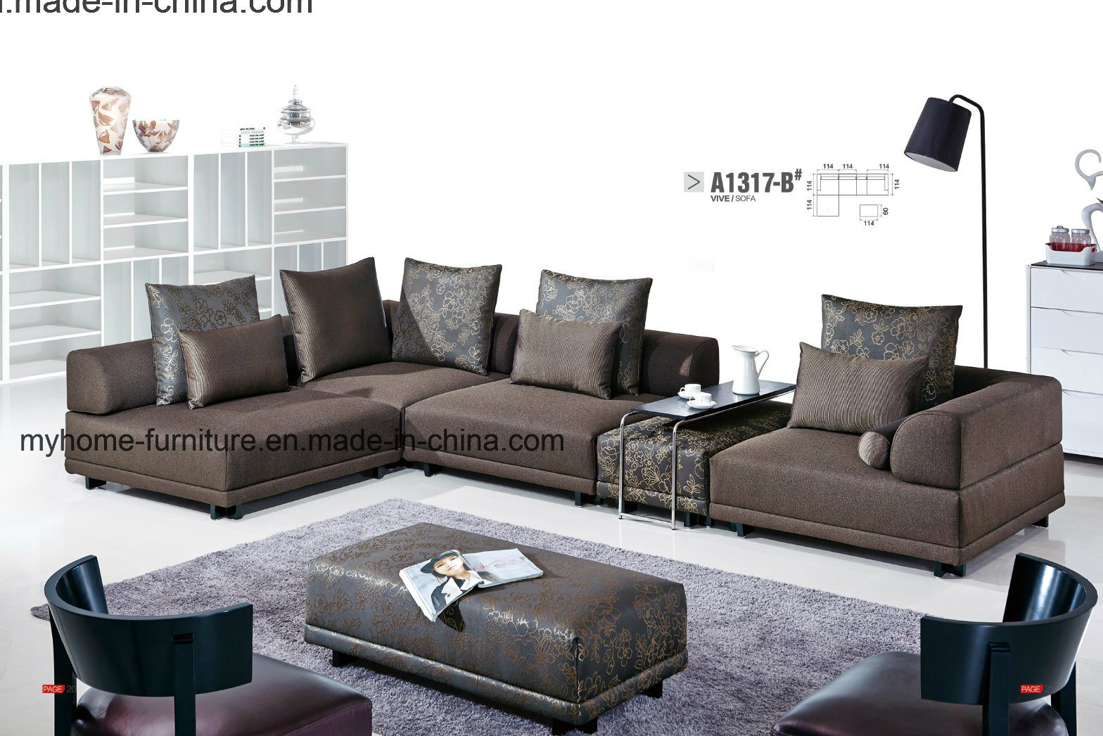 Surprising Hot Item Modern Italian Style Lazy Sofa Sectional Sofa Set Sectional Sofa Caraccident5 Cool Chair Designs And Ideas Caraccident5Info