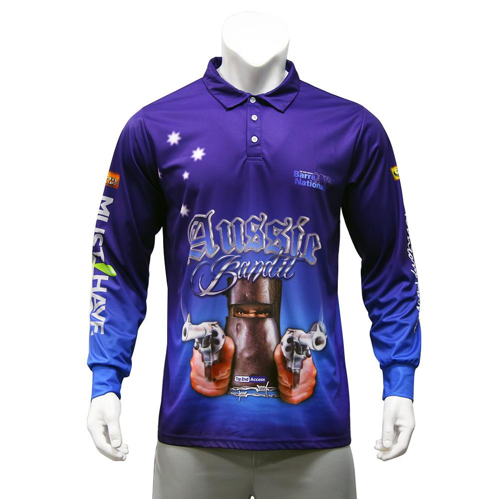 Bigfish Jewie Shirt BRAND NEW @ Ottos Tackle World