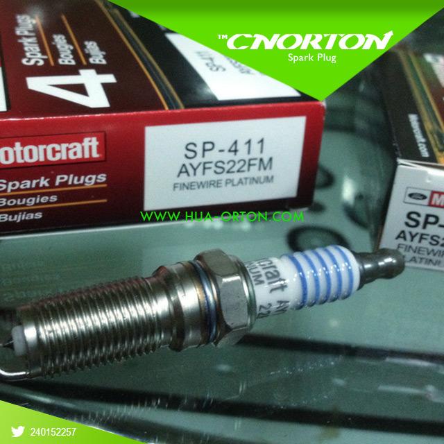 China for Motorcraft-Sp-411-Finewire-Platinum- Spark Plug Ayfs22FM ...