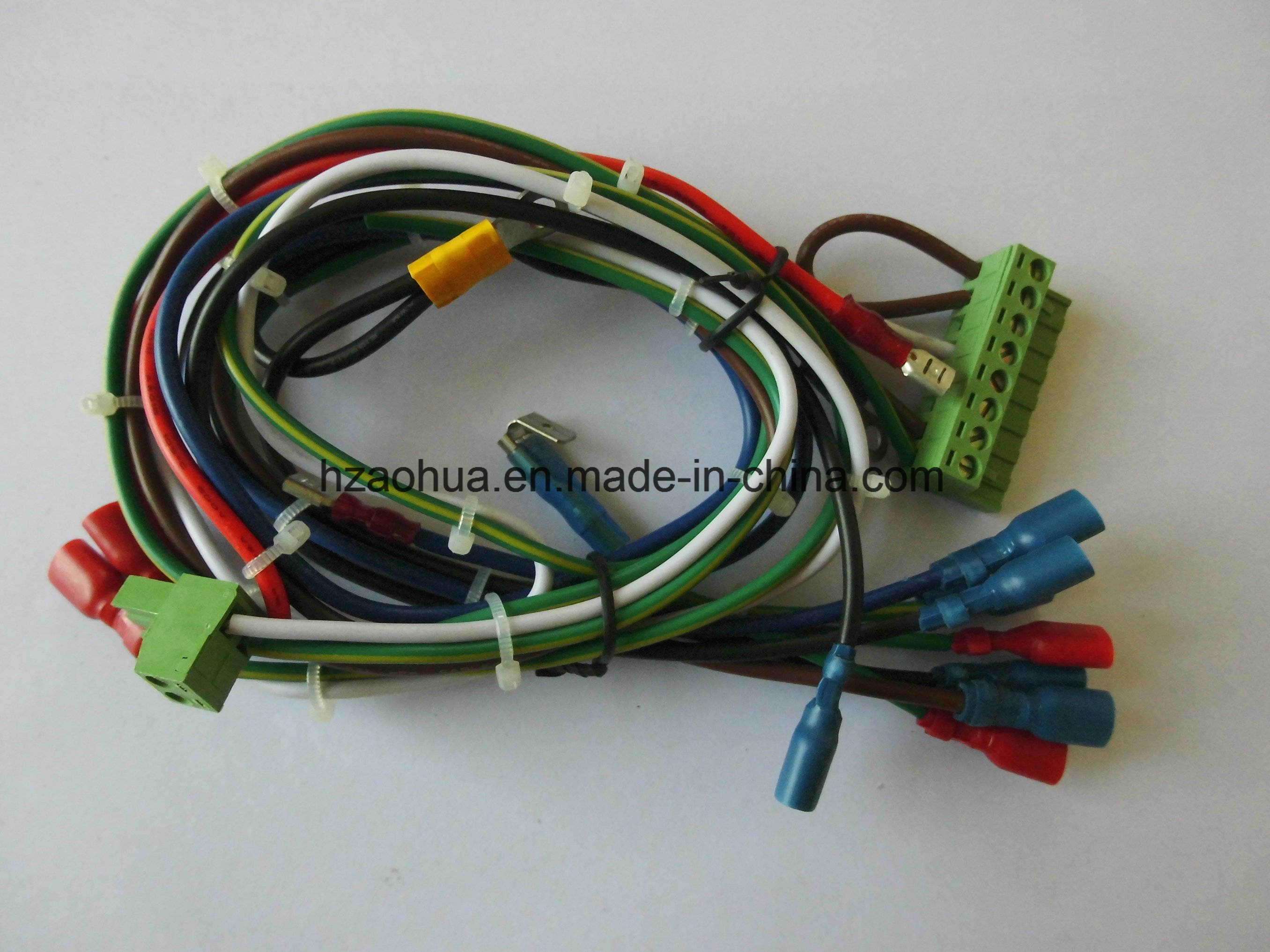 China Power Supply Wire Harness for All Electric Device - China Power Supply  Cable Assembly, Power Supply Wire Harness